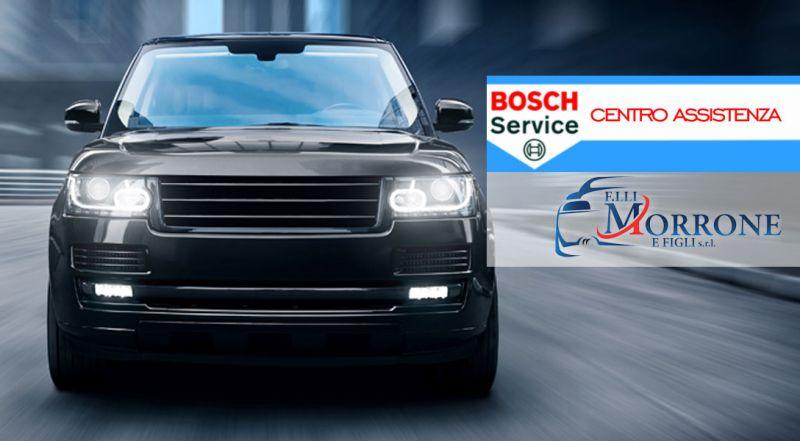 Autocarrozzeria F.lli Morrone - Offerta autocarrozzeria centro assistenza Bosch service cosenza