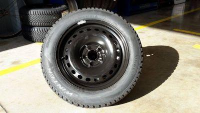 pneumatici termici e cerchi ruota