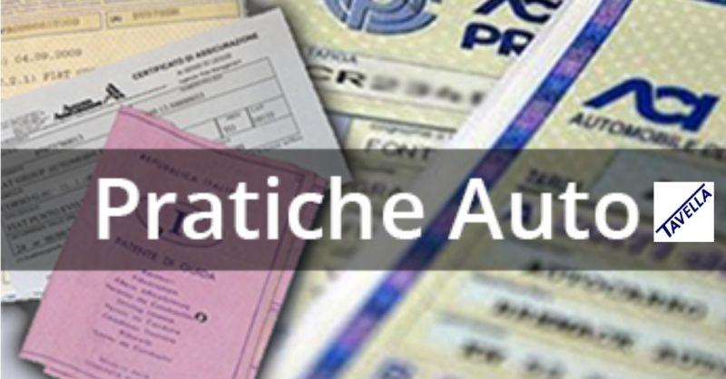 Autoscuola Tavella offerta pratiche auto - occasione autoscuola, rinnovo patenti Pordenone