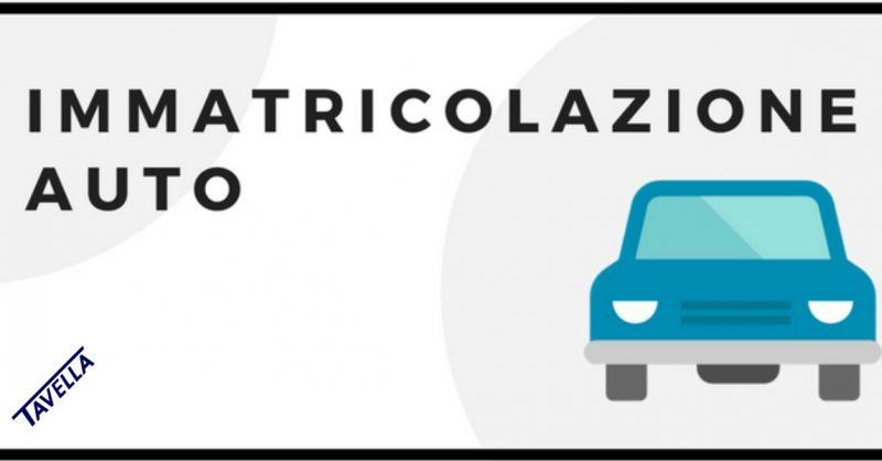 Autoscuola Tavella occasione pratiche automobilistiche -offerta immatricolazione auto Pordenone