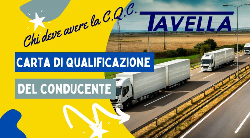OFFERTA rinnovo della carta di qualificazione del condicente a Pordenone – occasione corso per ottenere la C.Q.C a Pordenone
