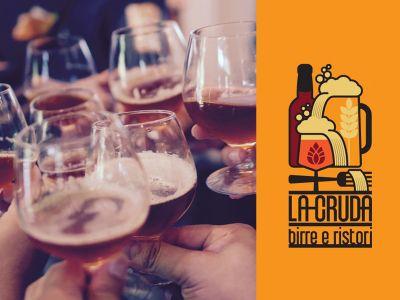 offerta birre artigianali promozione selezione birre locali ristorante birrario la cruda
