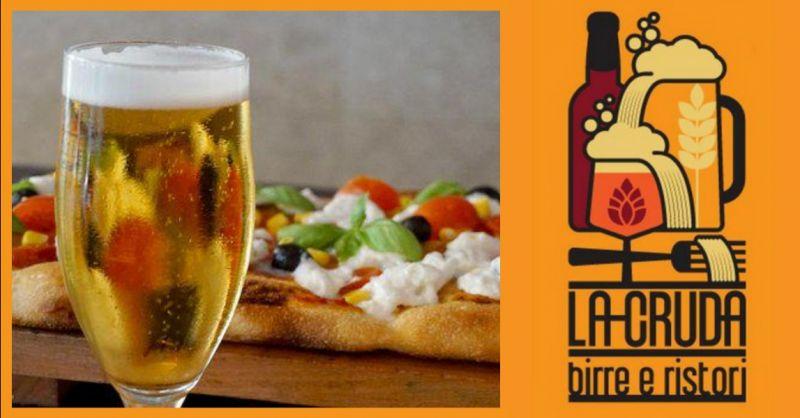 offerta pizzeria con birre artigianali - occasione ristorante specialità pizza alla pala Terni
