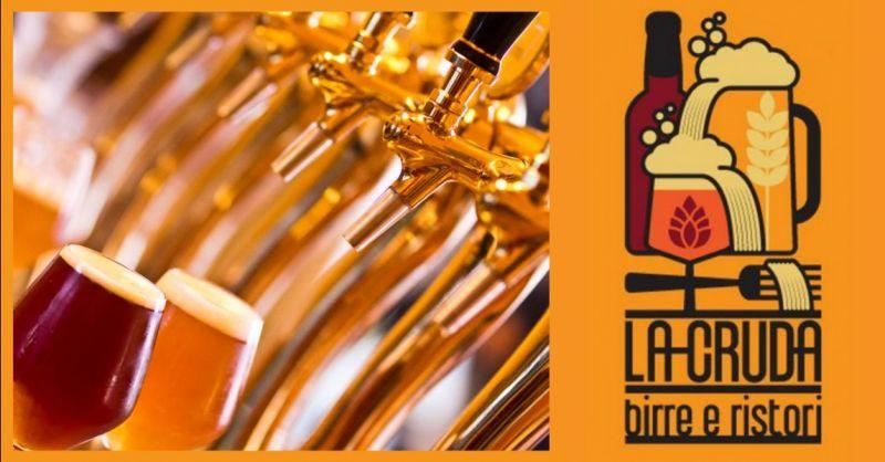 offerta vendita birre artigianali Terni - occasione ristorante con degustazione birre Terni