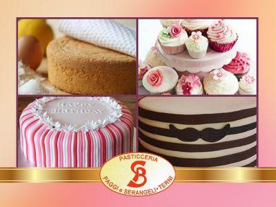 offerta cake design promozione torte decorate pasticcieria paggi e serangeli