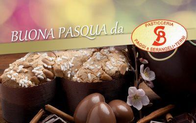 offerta dolci di pasqua promozione colombe farcite uova di pasqua paggi e serangeli