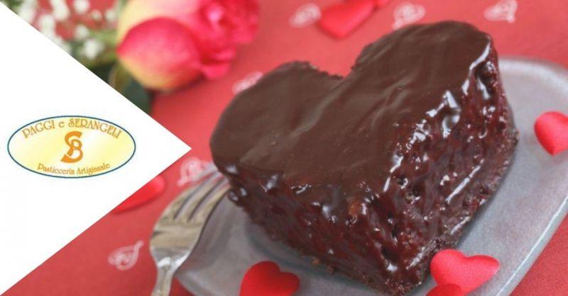 Paggi & Serangeli offerta prenotazioni dolci san valentino - occasione pasticceria Terni