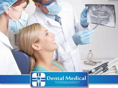 promozione visita odontoiatrica offerta pulizia denti dental medical