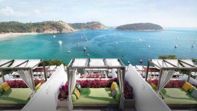 fiordaliso viaggi pacchetti vacanze sea diamond the nai harn phuket thailandia