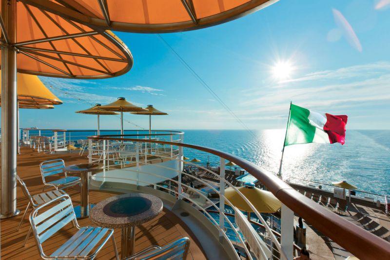 fiordaliso viaggi ti porta in crociera mediterraneo spagna baleari italia costa fascinosa