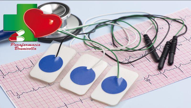 Offerta elettrocardiogramma cosenza farmacia brunicella esami diagnostici parafarmacia