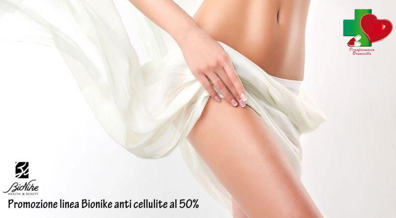 Promozione anti cellulite Bionike Cosenza - Offerta crema anti cellulite Cosenza