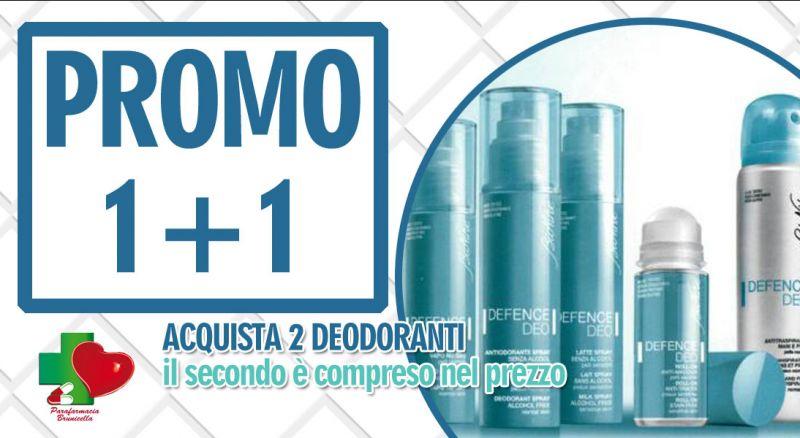 Promozione Bionike Defence deo Cosenza - Offerta deodorante defence deo Cosenza