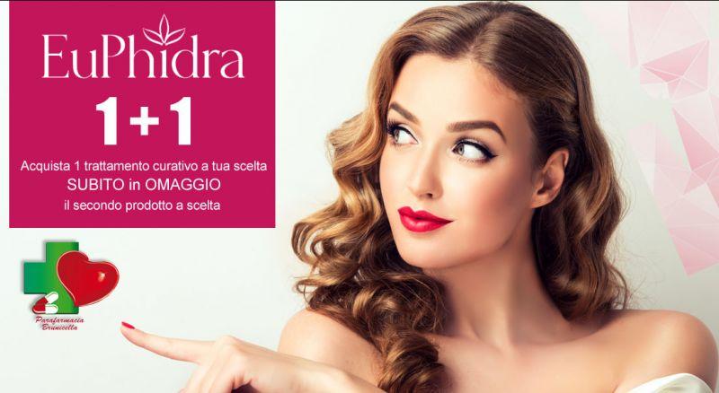 parafarmacia brunicella - sconto trattamento curativo euphidra cosenza - offerta euphidra shampoo capelli secchi cosenza
