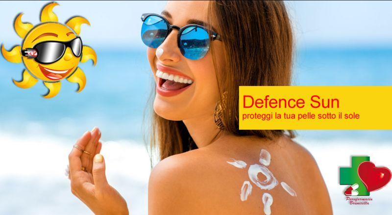 Parafarmacia Brunicella - Sconto linea Bionike Defence Sun Cosenza - Offerta Bionike Defence Sun baby e kid Cosenza