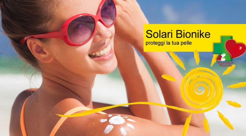 promozione linea solari bionike cosenza - offerta protezione solare Bionike scontati cosenza
