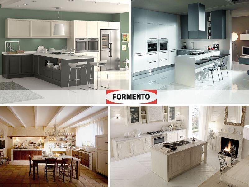 Offerta Cucine Aurora - Promozione Cucine classiche e moderne - Formento dal 1932