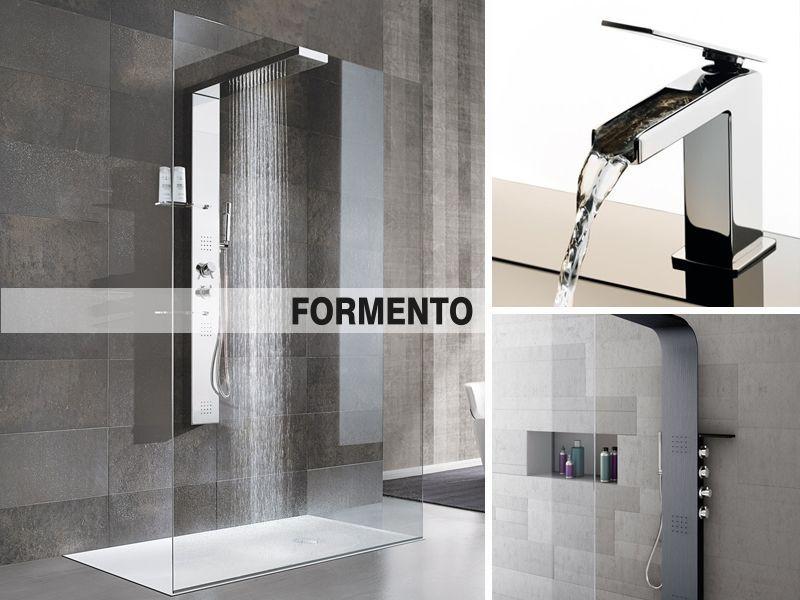 Offerta vendita prodotti arredo bagno a Torino - Occasione distribuzione articoli rubinetteria