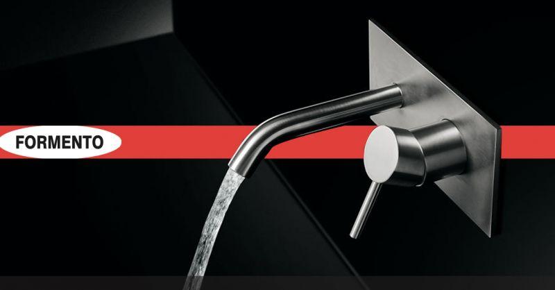 offerta vendita rubinetteria miscelatori Torino - occasione esposizione articoli per arredo