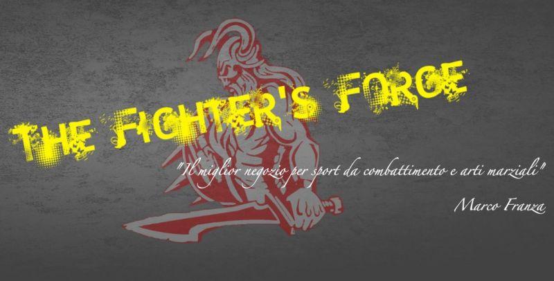 FIGHTER'S FORGE - offerta rivenditore attrezzatura abbigliamento boxe torino