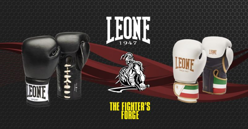offerta guanti da boxe leone torino - occasione guantoni da boxe uomo donna torino
