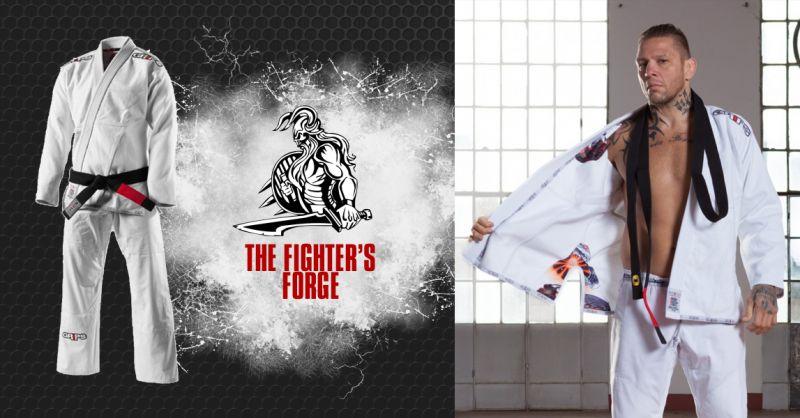 offerta gi grips secret weapon 2.0 bianco torino - occasione kimono brazilian ju jitsu torino