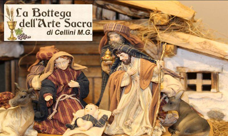 Promozione regali di natale arte sacra cosenza - offerta rosari presepe rosari bracciali