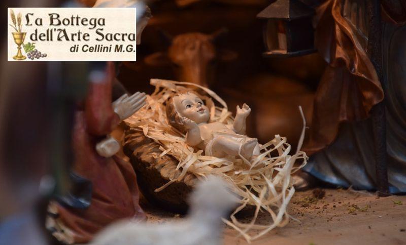 Promozione arte sacra presepe statue religiosi cosenza - offerta ceri libri sacri calabria