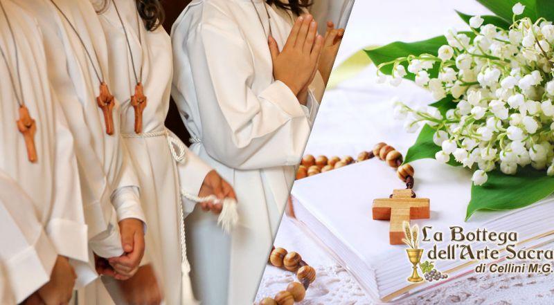 Offerta abiti e accessori prima comunione cosenza - promozione prima comunione bomboniere cosenza