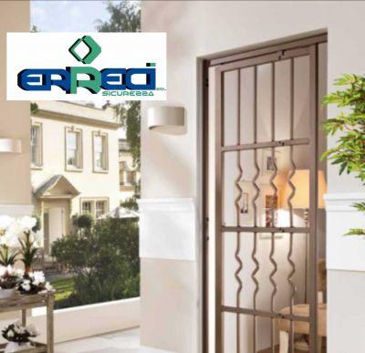 grate di sicurezza per porte e finestre serall serramenti