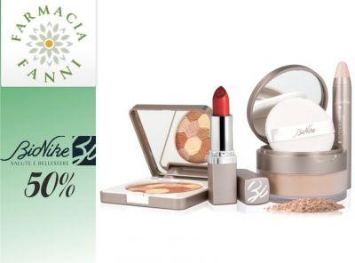 promozione cosmetici bionike offerta make up bionike farmacia fanni villacidro