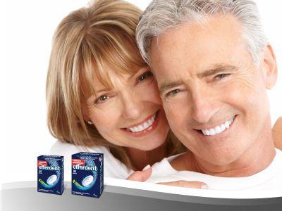 promozione efferdent fissaggio protesi dentali offerta protesi dentali farmacia dr domenico