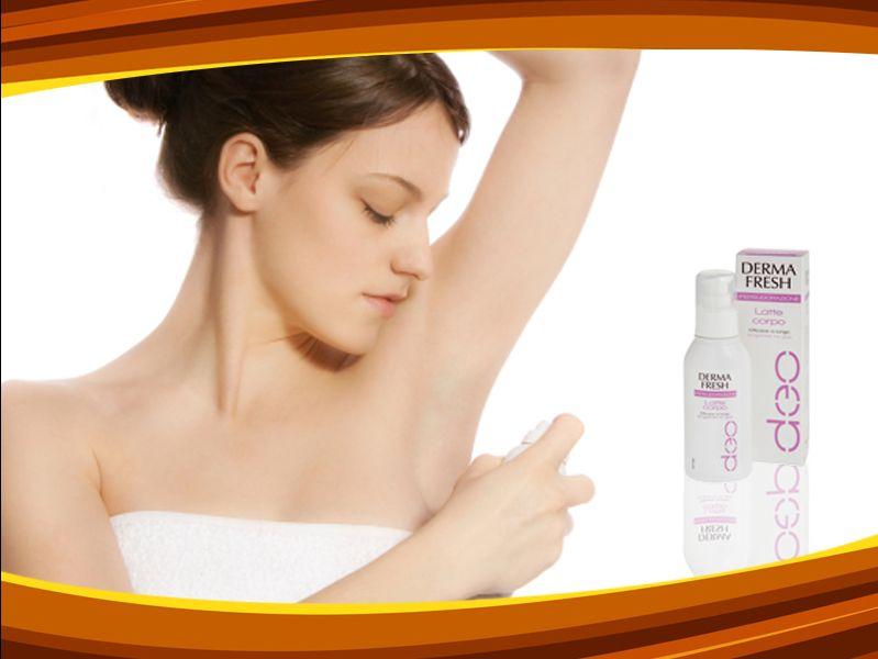 promozione deodorante dermafresh offerta latte dermafresh farmacia dr domenico pomes