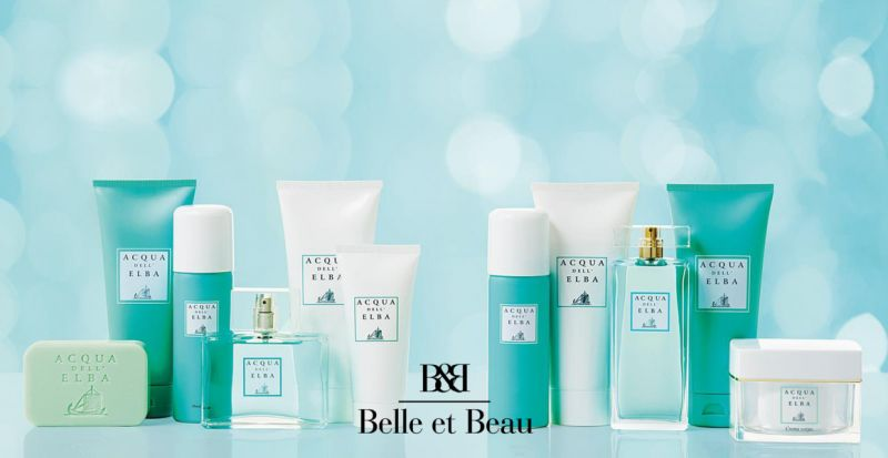 BELLE ET BEAU PARFUMERIE offerta acqua dell elba eau de parfum - promozione fragranza estiva