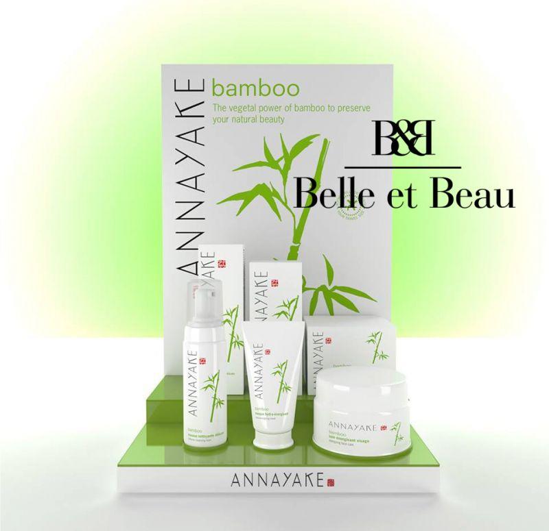 BELLE ET BEAU PARFUMERIE offerta annayake bamboo - promozione consulenza gratuita