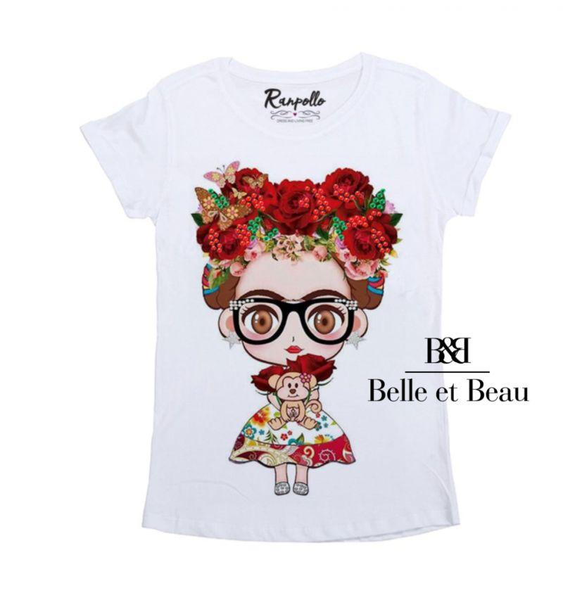 BELLE ET BEAU PARFUMERIE offerta rampollo tshirt - promozione abbigliamento rampollo originale
