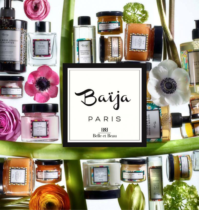 BELLE ET BEAU PARFUMERIE offerta baija paris - promozione croisiere celadon body oil