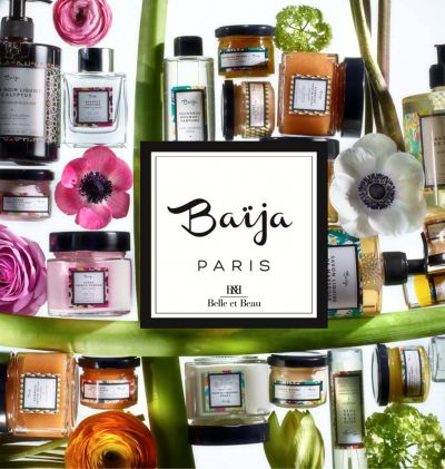 belle et beau parfumerie offerta baija paris promozione croisiere celadon body oil