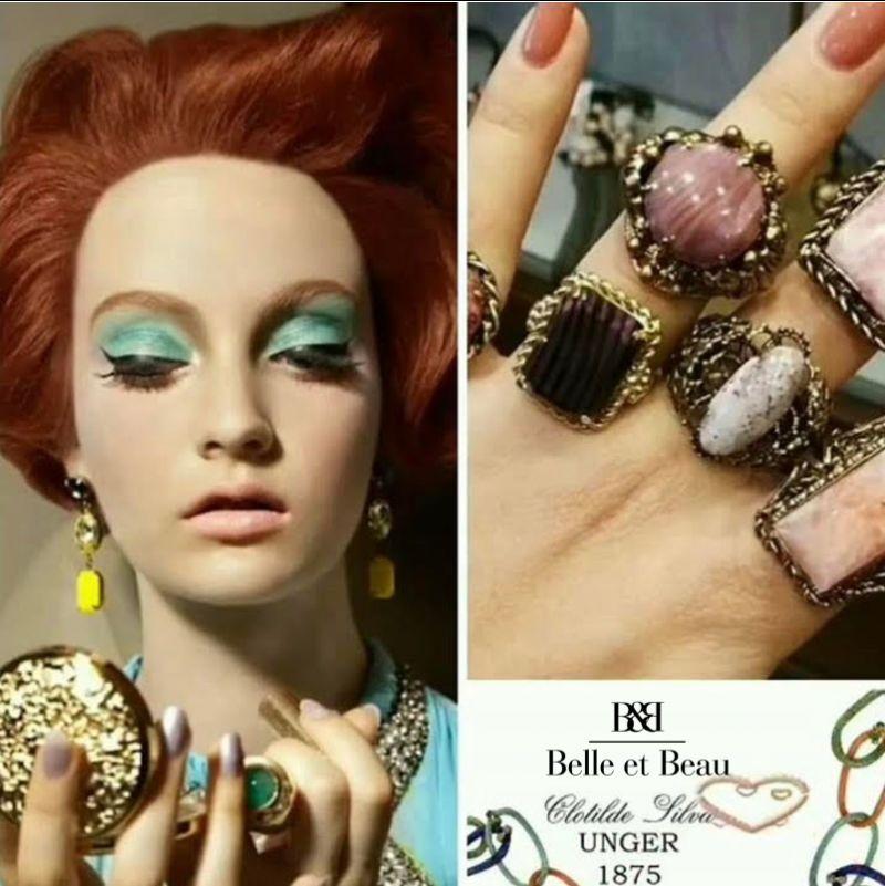 BELLE ET BEAU PARFUMERIE offerta clotilde silva - promozione unger bijouterie joaillerie
