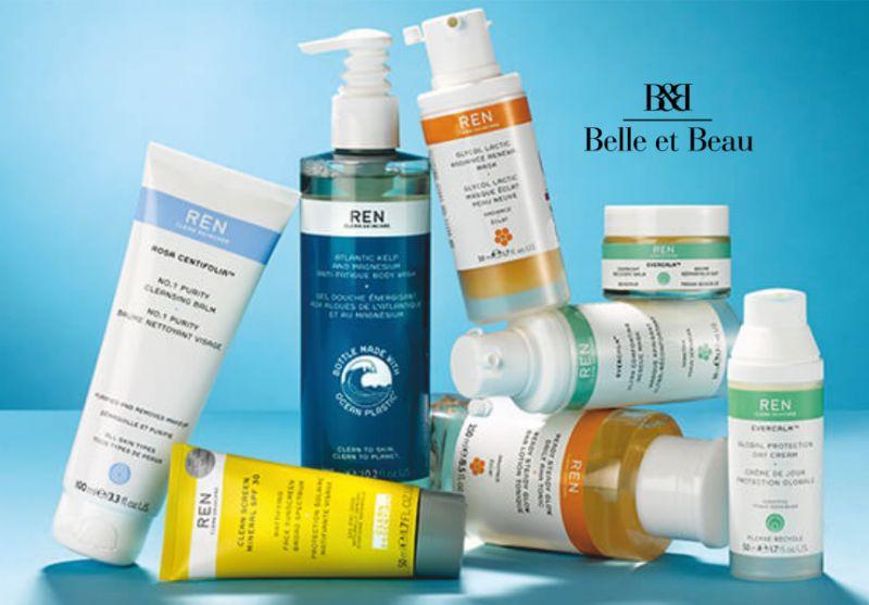 BELLE ET BEAU PARFUMERIE offerta rivenditore ren skincare – promozione ren clean skincare