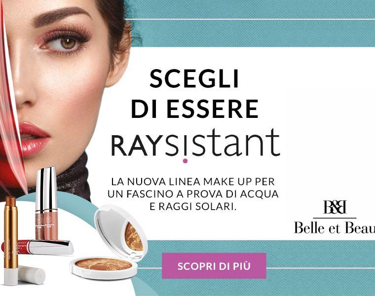 BELLE ET BEAU PARFUMERIE offerta raysistant make up – promozione cosmetici australian gold