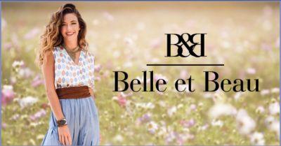 offerta abbigliamento donna primavera estate belle et beau