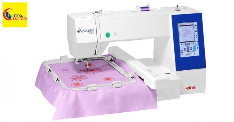 Punto Cucito offerta vendita macchine per cucire - occasione accessori cucito Udine