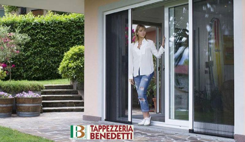 promozione vendita e montaggio zanzarierie Lucca - vendita zanzariere per porte e finestre