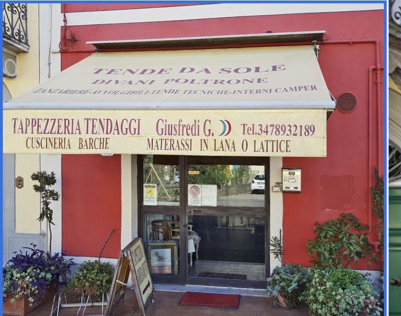 Offerta coperture su misura per gazebo - occasione rivestimento divani cuscini per esterno Lucca