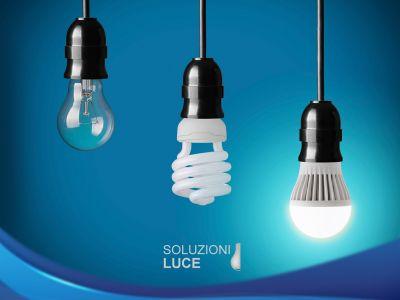 offerta led promozione lampade led soluzioni luce