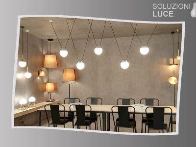 offerta lampadario mine space potenza promozione illuminazione potenza soluzioni