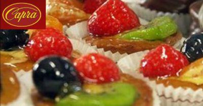 pasticceria capra offerta dolci e salati piacenza occasione vendita caffe artigianale