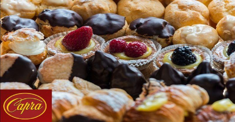 PASTICCERIA CAPRA offerta produzione torte salate - occasione dolci per ricorrenze a Piacenza