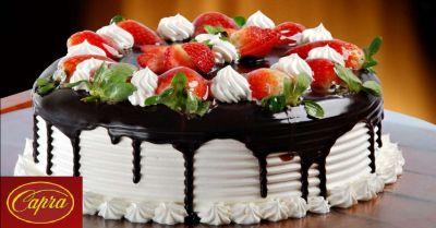 pasticceria capra offerta torte per compleanni occasione torta sacher di produzione propria